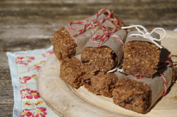 Energy bar recipe